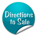 Directions to sale.